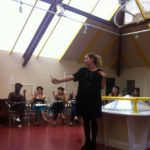 hen party life drawing tutor