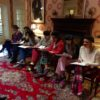 bath hen party life drawing class
