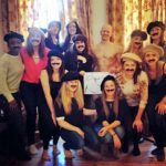 a life drawing hen party - one of many creative hen party ideas