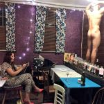 life drawing hen party in Brighton