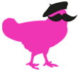 hens with pens logo